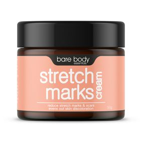 Bare Body Essentials Stretch Marks Cream